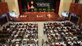 Hôm nay, khai mạc kỳ họp thứ 6 HĐND TPHCM khóa IX