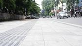 Viên gạch lát đường