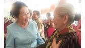 Hơn 750 cựu nữ tù chính trị họp mặt đầu năm mới
