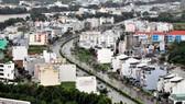 Khu dân cư mới trên đường Phạm Hùng, huyện Bình Chánh tạo chỗ ở mới xa trung tâm thành phố
