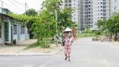 Người dân khu phố 4, phường Tăng Nhơn Phú A cho rằng đường số 4 (ảnh) rất thông thoáng, không cần thiết mở thêm đường Man Thiện
