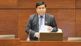 Bộ trưởng Nguyễn Chí Dũng