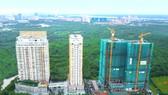 Phú Long cất nóc dự án Dragon Hill Residence and Suites 2