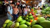 Trái cây VN đã được xuất sang các thị trường khó tính