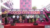 Xe buýt du lịch 2 tầng Coco City Tour có mặt tại Đà Nẵng