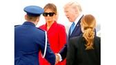 Tổng thống Mỹ Donald Trump và phu nhân trong chuyến công du Pháp  0:00