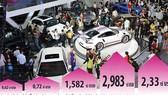 Chi nhiều tỉ USD nhập xe