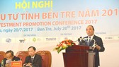 Thủ tướng Nguyễn Xuân Phúc phát biểu chỉ đạo tại Hội nghị.