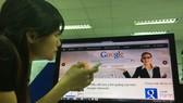 Google quảng bá mời gọi tổ chức, cá nhân mua quảng cáo trên công cụ tìm kiếm của mình
