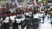 Doanh số thị trường ô tô giảm 15%