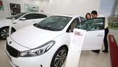 Thị trường ô tô vẫn chưa nóng lên như kỳ vọng