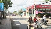 Đường Lê Văn Lương đoạn qua xã Phước Kiển, H.Nhà Bè (TP.HCM) theo bảng giá đất là khoảng 4,4 triệu đồng/m2, nhưng giá giao dịch thực tế bình quân khoảng 50 triệu đồng/m2