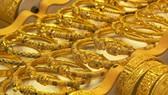 Giá vàng trong nước bật tăng phiên cuối tuần