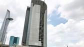 Tòa nhà Sài Gòn One Tower dang dở sau gần chục năm khởi công xây dựng