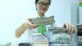 Giá USD tại ngân hàng không biến động