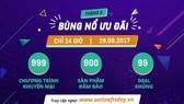 999 chương trình khuyến mãi khủng trong ngày Online Friday