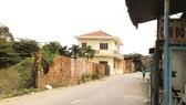 Khu đất của ông Đào Ngọc Lâm (quận 9) đã 5 năm xin giấy chủ quyền vẫn chưa xong Ảnh: Thanh Hải