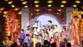 Lễ hội Trung thu Văn Miếu- Quốc Tử Giám thu hút người dân Hà Nội