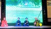 Các nghệ nhân Hà Tĩnh hát Dân ca Ví - Giặm.