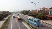 Đường cao tốc Bắc-Nam phía Đông giai đoạn 2017 - 2020 sẽ được lựa chọn các đoạn ưu tiên làm trước 654km. (Ảnh: Huy Hùng/TTXVN)
