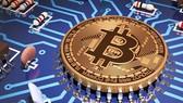 Giá bitcoin tăng vù vù lên hơn 18.000 USD