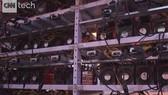 Bên trong một mỏ Bitcoin ở Nga