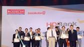 HDBank được bình chọn ngân hàng phục vụ DNNVV tốt nhất