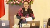 Chủ tịch Quốc hội Nguyễn Thị Kim Ngân. (Ảnh: Trọng Đức/TTXVN)