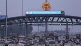 BOT Pháp Vân - Cầu Giẽ ùn tắc nhưng không xả trạm dịp Tết