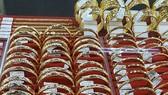 Giá vàng trong nước hôm nay tiếp tục giảm