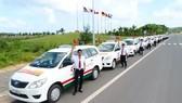 VINASUN đưa 100 xe taxi ra Phú Quốc