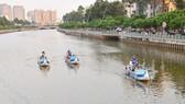 Các tour du lịch đường thủy đang được phát triển tại TPHCM