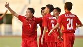 Giải bóng đá U15 Đông Nam Á: Việt Nam toàn thắng 5 trận