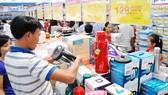 Hàng Việt ngày càng được nâng cao chất lượng để giữ thị phần nội địa và hướng đến xuất khẩu
