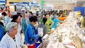 Sản phẩm thủy sản Việt Nam được người tiêu dùng ưa chuộng
