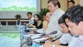 Thứ trưởng Bộ GD-ĐT Bùi Văn Ga yêu cầu các địa điểm thi chuẩn bị kỹ lưỡng cho kỳ thi THPT Quốc gia 2017