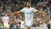 Asensio đã giúp Real có trận hòa trước Valencia.