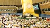 Phó Thủ tướng, Bộ trưởng Ngoại giao Phạm Bình Minh tham dự và phát biểu  tại phiên Thảo luận cấp cao Khóa 72 Đại hội đồng Liên hiệp quốc