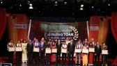 Giải thưởng Võ Trường Toản năm 2017 tại TPHCM: 40 nhà giáo xuất sắc được trao giải