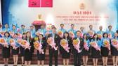 Đồng chí Lương Tuấn Anh tái đắc cử Chủ tịch Công đoàn viên chức TPHCM