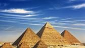 Hé lộ bí mật xây dựng Kim tự tháp lớn nhất Ai Cập