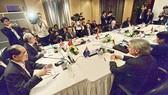 11 nước thành viên TPP hướng tới kết quả tích cực ở cuộc họp tại Đà Nẵng bên lề APEC.