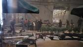 Sập sàn chứng khoán Indonesia, hơn 72 người bị thương