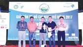 Giải Golf TPHCM Mở rộng lần thứ 3- 2017