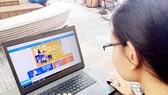 Bán hàng online thu hút người tiêu dùng nhờ chính sách khuyến mãi