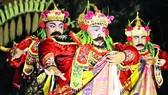 Barong Kris - điệu múa dân gian hút hồn du khách đến Bali.  Ảnh: Shutterstock