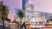 Các phương án thiết kế Quảng trường trung tâm TP Đà Nẵng