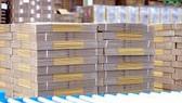 Lần đầu tiên xuất khẩu giấy bao bì