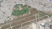 A satellite image of Tan Son Nhat International Airport (Photo: Google Map)