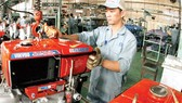 Engine manufacturing for exports to ASEAN (Photo: SGGP)